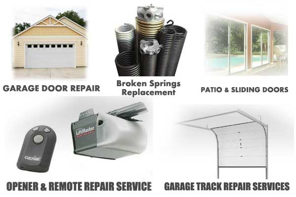 Garage repair services
