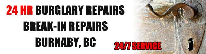 24 Hours Door Repairs in Burnaby