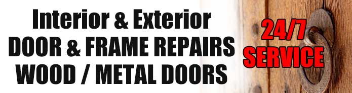 Exterior and Interior Door Repair Burnaby